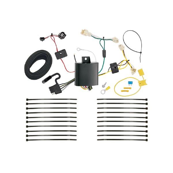toyota prius trailer wiring kit - hitch warehouse  hitch warehouse