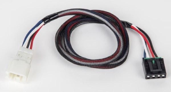 Tekonsha 3062-P Trailer Brake Control Harness 2-plug Wiring Adapter Subaru