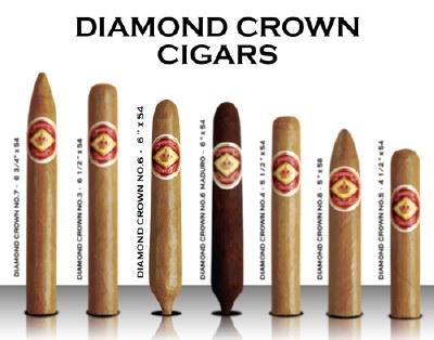 Diamond Crown No.6 S