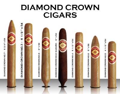 Diamond Crown No.3 S