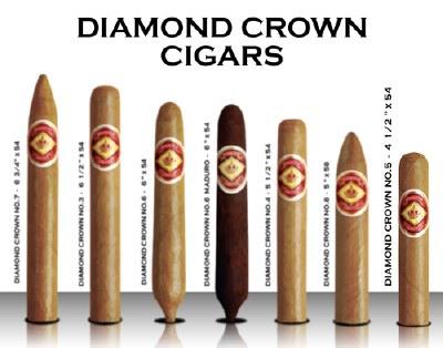 Diamond Crown No.5 S