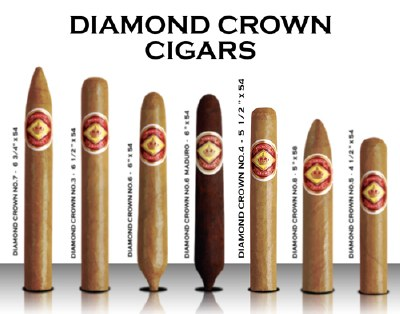 Diamond Crown No.4 Maduro S