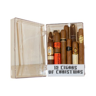 12 Cigars Of Xmas Pack