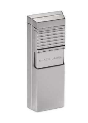 Black Label Flat Flame Chrome