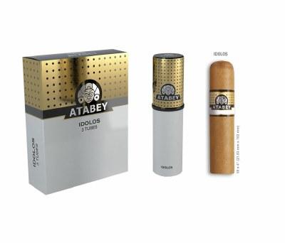 Atabey Idolos Tubes 3 Pack