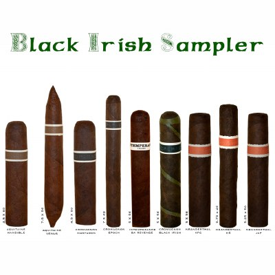 Black Irish Sampler
