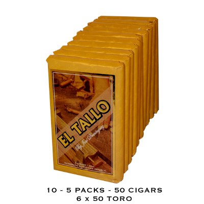 El Tallo Sleeve of 10/5 Packs