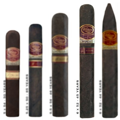 Padron Family Res 45 S