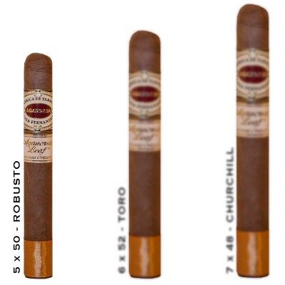 Aganorsa Leaf CT Robusto S