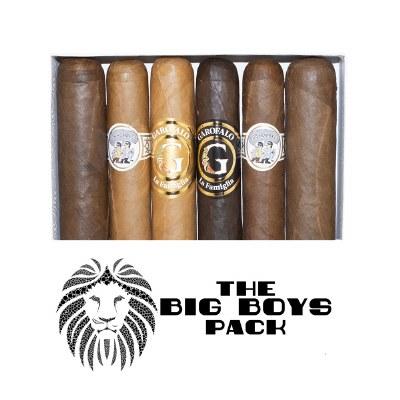 The Big Boys Sampler Pack