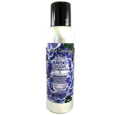 Smoke Exterm Spray Blue Seren