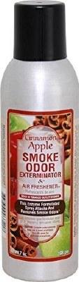 Smoke Exterm Spray Cinn Apple