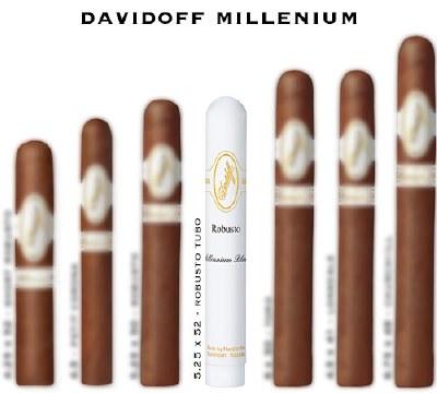 Davidoff Mil Robusto Tubo S