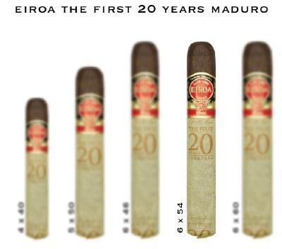 Eiroa First 20 54 x 6 S