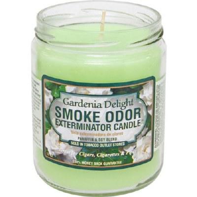 Smoke Exterm Candle Gardenia