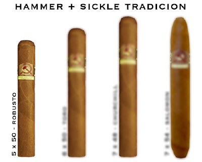 Hammer + Sickle Robusto S