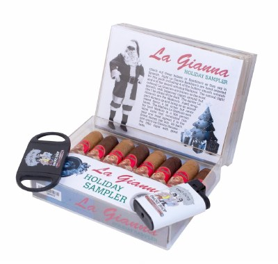La Gianna Holiday Sampler