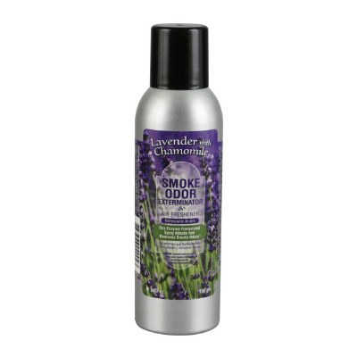 Smoke Exterm Spray Lavender
