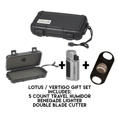 Lotus 5 Ct Travel Gift Set