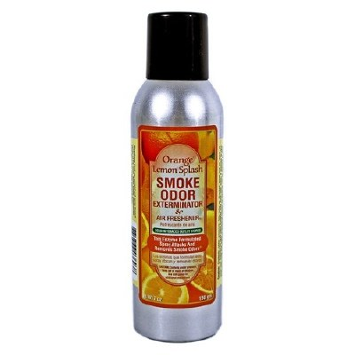 Smoke Exterm Spray Orange