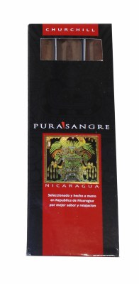 Pura Sangre Churchill 3 Pack
