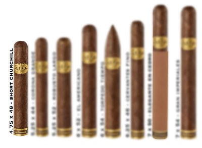 Sobremesa Short Churchill S