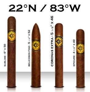 22N-83W Corona Extra S