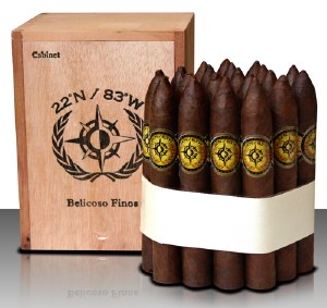22N-83W Belicoso Finos