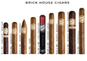 Brick House Robusto M S