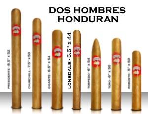 Dos Hombre Hon 6 1/2 X 44 S