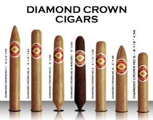 Diamond Crown No.5 S