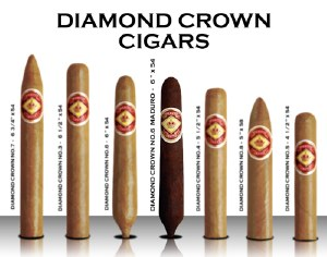 Diamond Crown No.6 Maduro S