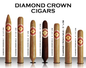 Diamond Crown No.8 S