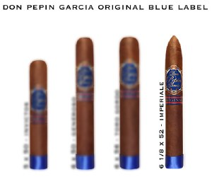 Don Pepin Blue Imperiales S