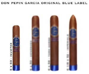 Don Pepin Blue Invictos S
