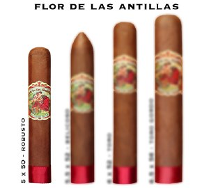 Flor Las Antillas Robusto S