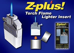 Z-Plus Dbl Jet Lighter Insert