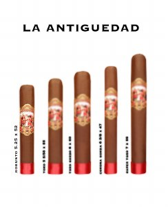La Antiguedad Robusto S