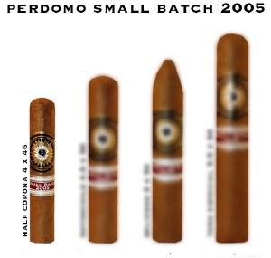 Perdomo S.B. Half Corona SG S