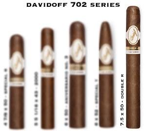 Davidoff 702 Double R S