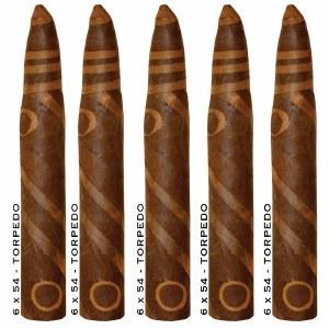 Artisan Cigars Torpedo 5 Pack