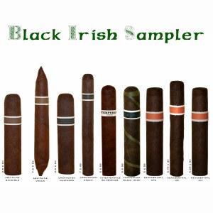 Black Irish Sampler