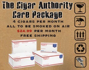 Cigar Authority Care Package