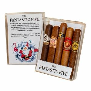 Fantastic Five Sampler