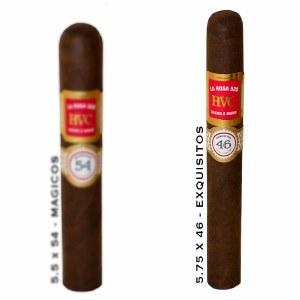 HVC La Rosa 520 Exquisitos S