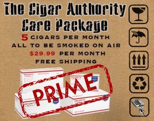 Cigar Authority CarePack Prime