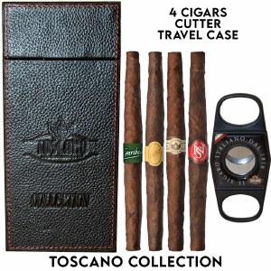 Toscano Collection Case 4pk