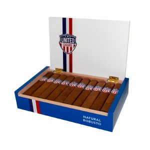 United Robusto Natural