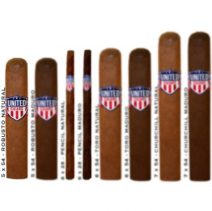 United Robusto Natural S
