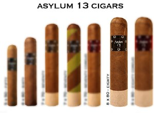 Asylum 13 Eighty S